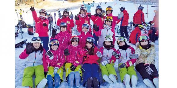名古屋女子_スキー部