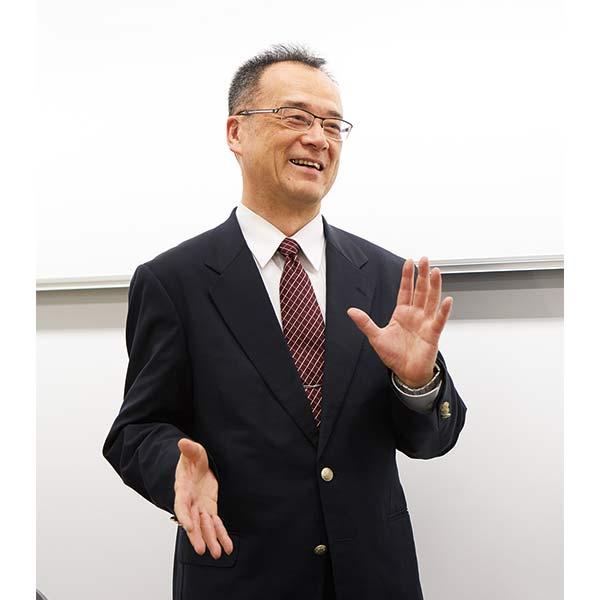 南山_山田先生